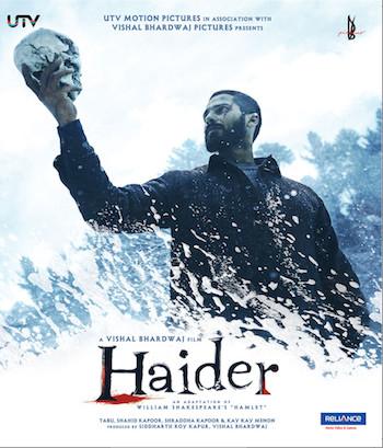 Haider 2014 Hindi 480p BluRay 400mb