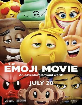 The Emoji Movie 2017 Hindi Dual Audio BRRip Full Movie 720p HEVC Download