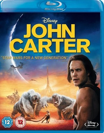 John Carter 2012 Dual Audio Hindi 720p BRRip 1GB