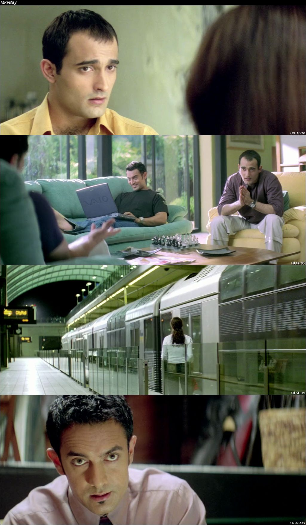 Dil Chahta Hai 2001 Hindi BluRay Full Movie Download HD