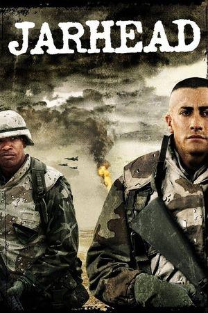 Poster of Jarhead 2005 Full Hindi Dual Audio Movie Download BluRay 720p
