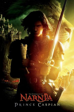 Poster of The Chronicles of Narnia 2: Prince Caspian 2008 Full Hindi Dual Audio Movie Download BluRay 720p
