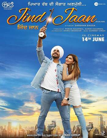 Jind Jaan 2019 Punjabi 720p Pre-DVDRip x264 1.2GB Free Download