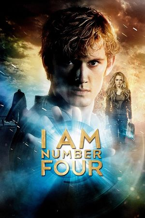 Poster of I Am Number Four 2011 Full Hindi Dual Audio Movie Download BluRay 720p