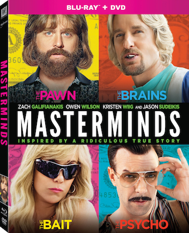 Masterminds 2016 Dual Audio Hindi Bluray Movie Download