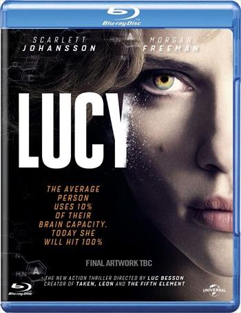 Lucy 2014 Dual Audio Hindi 720p BluRay 700mb