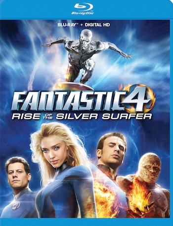 Fantastic Four Rise Of The Silver Surfer 2007 Dual Audio Hindi 720p BluRay 750MB