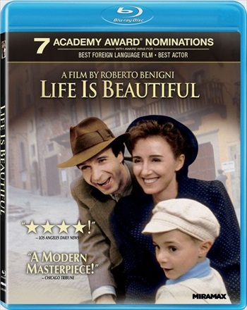 Life Is Beautiful 1997 Dual Audio Hindi 480p BluRay 350mb