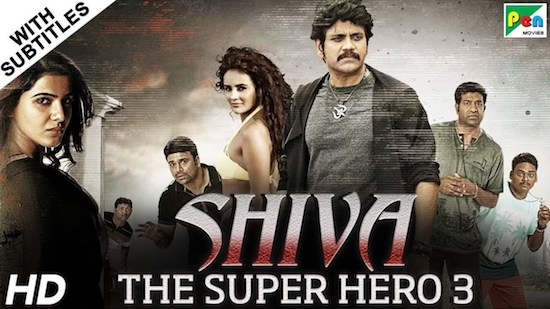 Shiva The Super Hero 3 (2019) Hindi Dubbed 720p HDRip 850mb