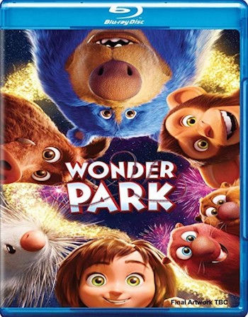 Wonder Park 2019 English 720p BRRip 850MB ESubs