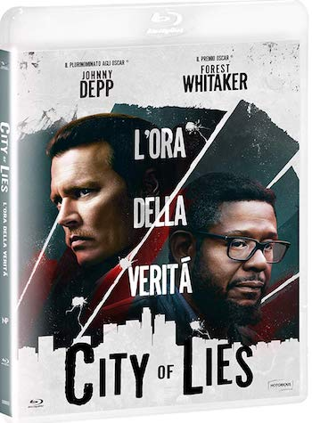 City of Lies 2018 English 720p BluRay 1GB