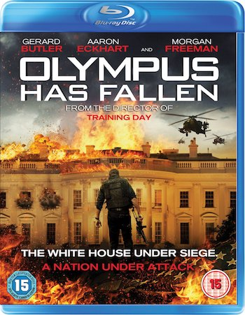 Olympus Has Fallen 2013 Dual Audio ORG Hindi 720p BluRay 950mb