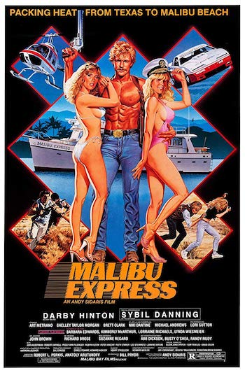 Malibu Express 1985 Dual Audio Hindi Bluray Movie Download