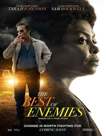 The Best of Enemies 2019 English 720p Web-DL 1GB ESubs