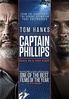 Poster of Captain Phillips 2013 Full Hindi Dual Audio Movie Download BluRay 720p