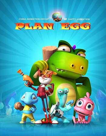 Plan Egg 2017 Hindi Dual Audio Web-DL Full Movie Download