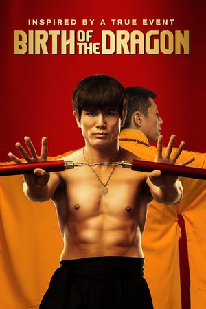 Poster of Birth of the Dragon 2016 Full Hindi Dual Audio Movie Download BluRay 720p