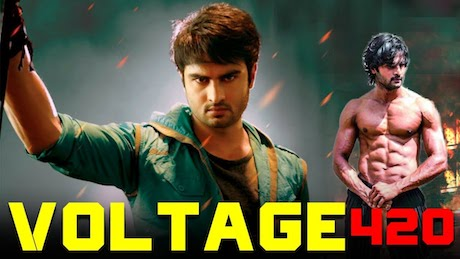 Voltage 420 (2019) Hindi Dubbed 720p HDRip 850mb