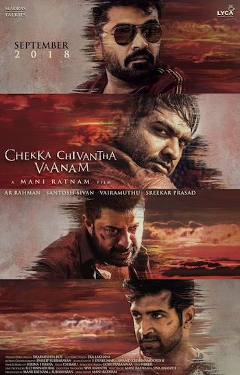 Chekka Chivantha Vaanam 2018 UNCUT Dual Audio Hindi Movie Download