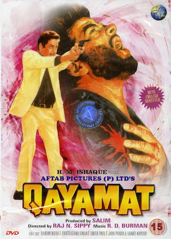 Qayamat 1983 Full Hindi Movie 720p HDRip Download