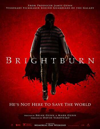 Brightburn 2019 Hindi Dual Audio BRRip Full Movie 720p HEVC Download