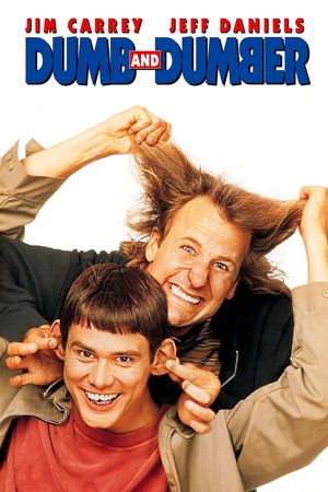 Poster of Dumb and Dumber 1994 Full Hindi Dual Audio Movie Download BluRay 720p