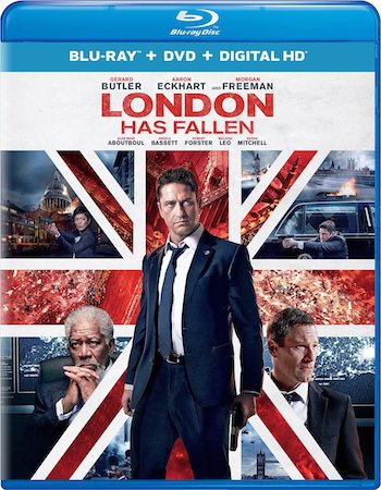 London Has Fallen 2016 Dual Audio ORG Hindi 480p BluRay 300mb