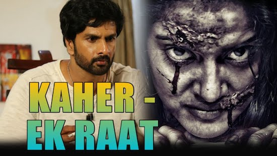 Kaher Ek Raat 2019 Hindi Dubbed 720p HDTV 850mb