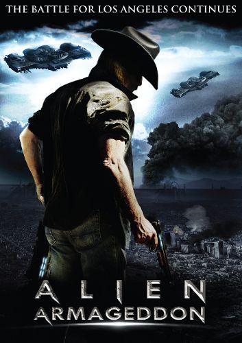 Poster of Alien Armageddon 2011 Full Hindi Dual Audio Movie Download BluRay 720p