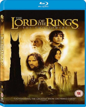 Lord Of The Rings The Two Towers 2002 Dual Audio Hindi 480p BluRay 700MB