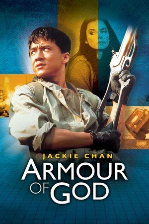 Poster of Armour of God 1986 Full Hindi Dual Audio Movie Download BluRay 720p