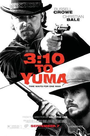 Poster of 3:10 to Yuma 2007 Full Hindi Dual Audio Movie Download BluRay 720p