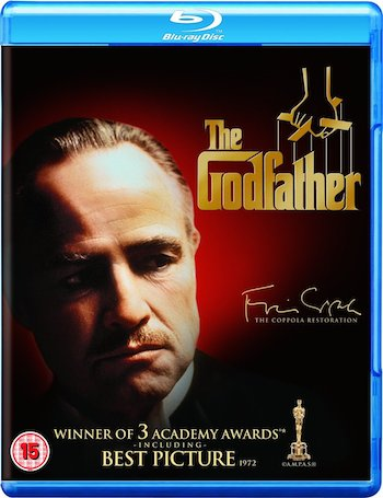 The Godfather 1972 Dual Audio [Hindi English] BRRip 400MB