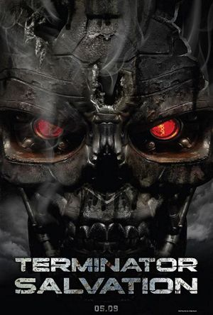 Poster of Terminator Salvation 2009 Full Hindi Dual Audio Movie Download BluRay 720p