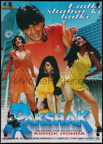 Rakshak 1996 Hindi 720p WEBRip 1.1GB