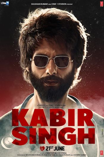 Kabir Singh 2019 Hindi 720p 480p pDVDRip