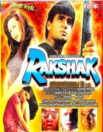 Rakshak 1996 Full Hindi Movie 720p HDRip Download