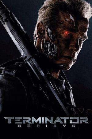 Poster of Terminator Genisys 2015 Full Hindi Dual Audio Movie Download BluRay 720p