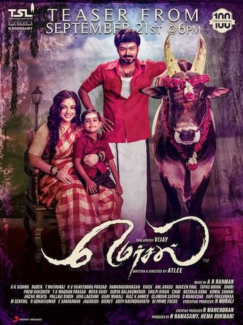 Mersal 2017 Tamil Movie Download