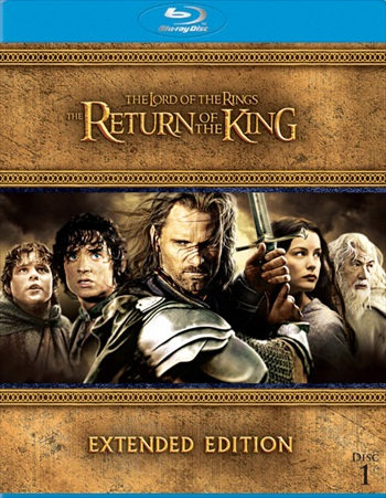Lord Of The Rings Return Of The King 2003 Dual Audio Hindi 480p BluRay 800MB