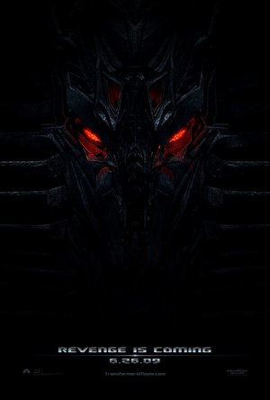 Poster of Transformers: Revenge of the Fallen 2009 Full Hindi Dual Audio Movie Download BluRay 720p