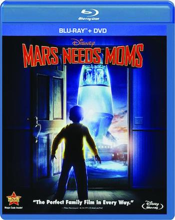Mars Needs Moms 2011 Dual Audio Hindi 720p BluRay 1GB