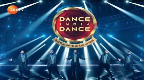 Dance India Dance Battle of Champions 18th August 2019 250MB HDTV 480p