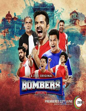 18+ Bombers 2019 Hindi Season 01 Complete 500MB HDRip 480p