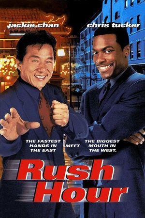 Poster of Rush Hour 1998 Full Hindi Dual Audio Movie Download BluRay 720p