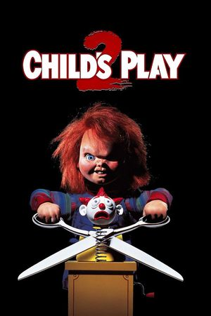 Poster of Child's Play 2 1990 Full Hindi Dual Audio Movie Download BluRay 720p