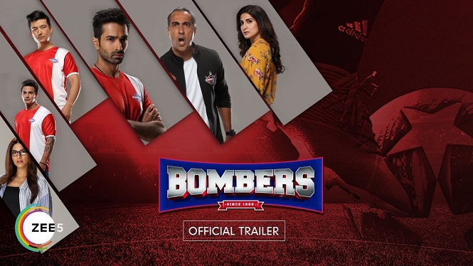 18+ Bombers Zee5 Season 1 EP(01-03) Watch Online