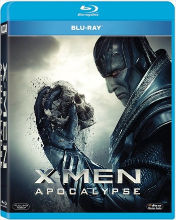 X-Men Apocalypse 2016 Dual Audio Hindi Bluray Download