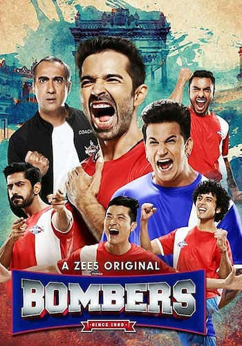 Bombers 2019 S01 Hindi Complete 720p 480p WEB-DL 1.2GB