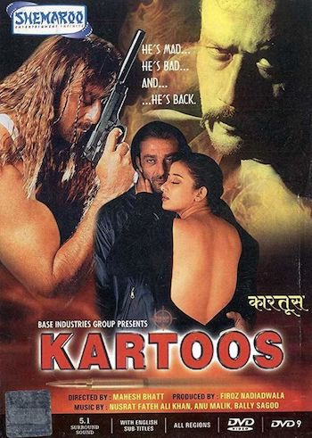 Kartoos 1999 Full Hindi Movie 720p HDRip Download